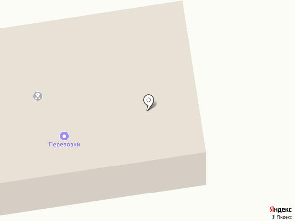 Линейный пункт полиции на станции Бийск на карте Бийска