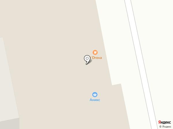 Нуга Бест на карте Бийска