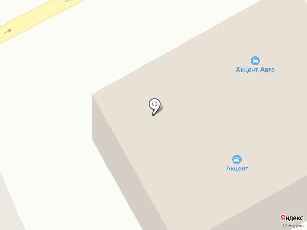 100 Тойот на карте Бийска
