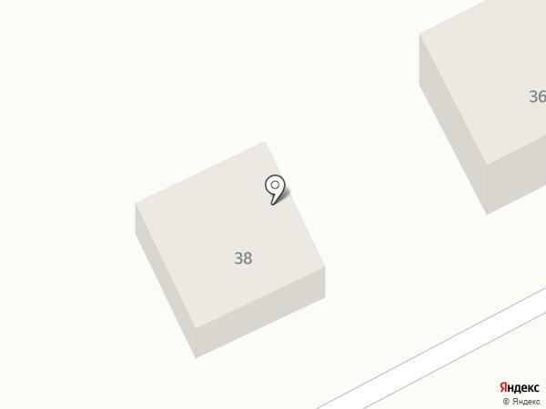 Гравёр на карте Бийска