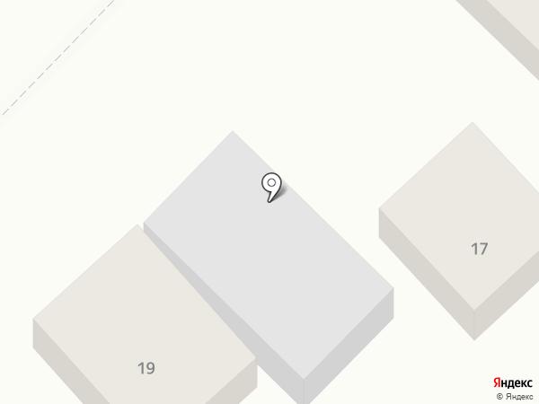 Карета на карте Бийска