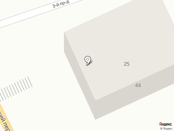 Пятница на карте Бийска