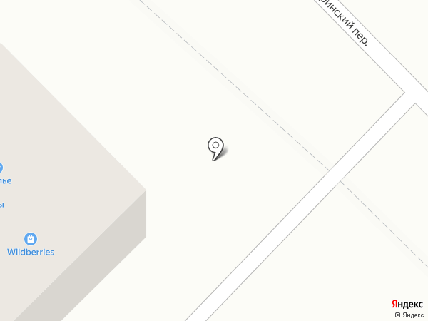 Магазин свежего мяса на карте Бийска