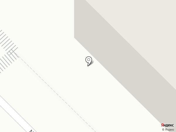 Красивая на карте Бийска