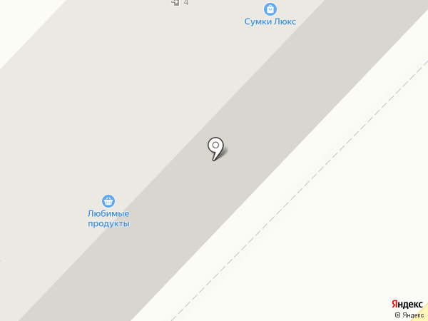 Любимые продукты на карте Бийска