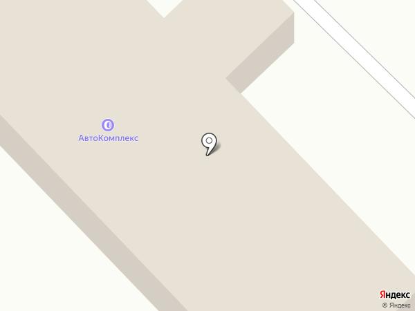 Автосвет на карте Бийска