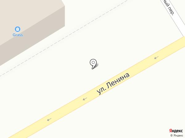 Специализированный магазин товаров для дизайна и наращивания ногтей на карте Бийска