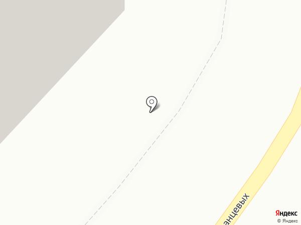 Полиглот на карте Бийска
