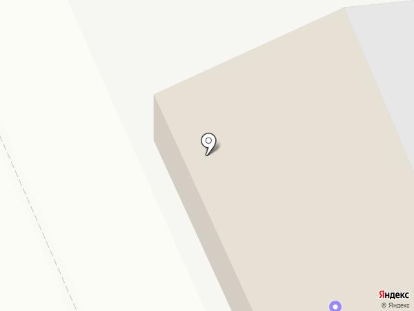 Катюша на карте Бийска