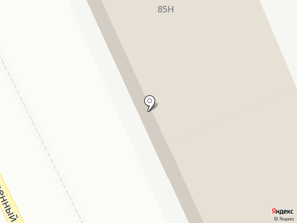 Сибирский мастер на карте Бийска