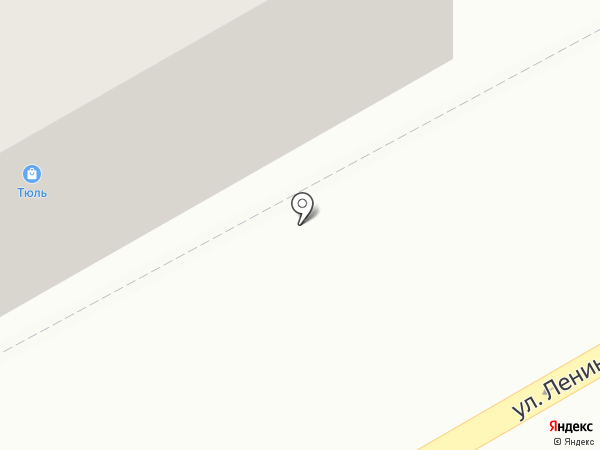 Элит Тюль на карте Бийска