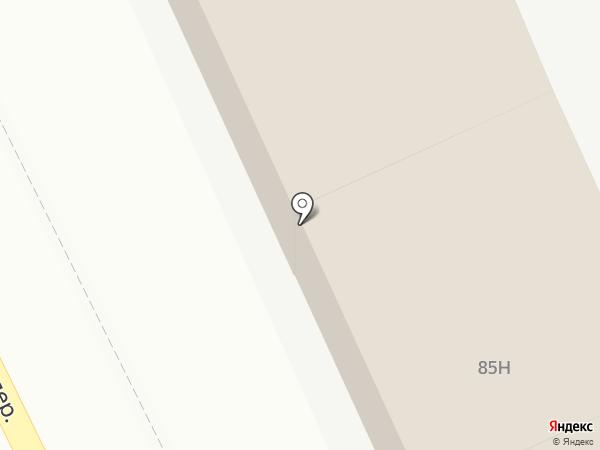 Сат-22 на карте Бийска