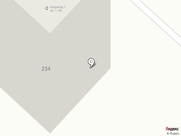 Муром, ЖСК на карте Бийска