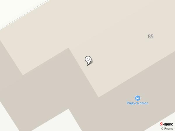 Азбука Стали на карте Бийска