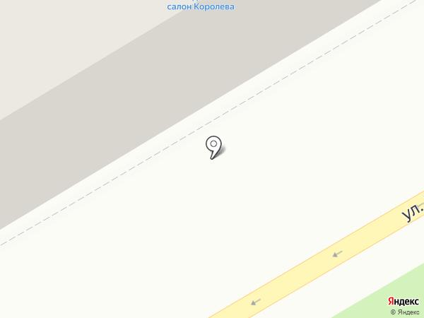 Королева на карте Бийска