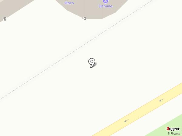 Глобус на карте Бийска