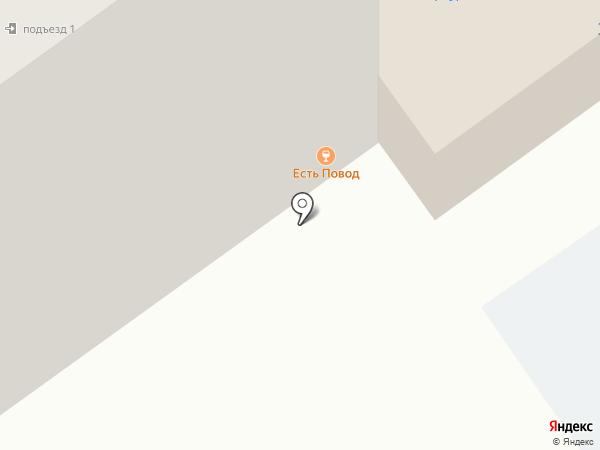 Надежда на карте Бийска