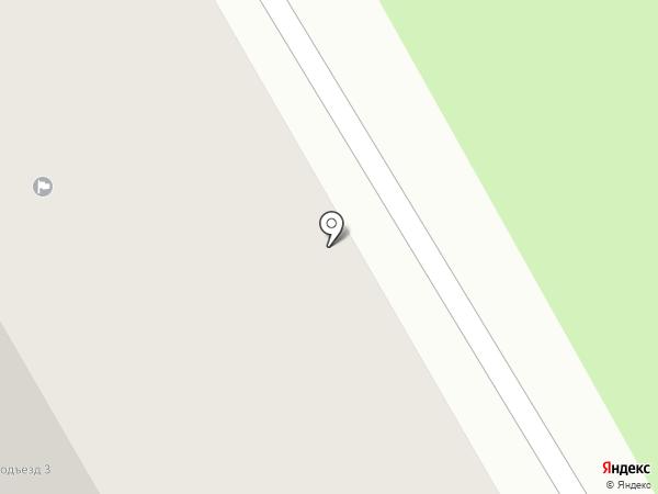 Стоматологическая поликлиника на карте Бийска