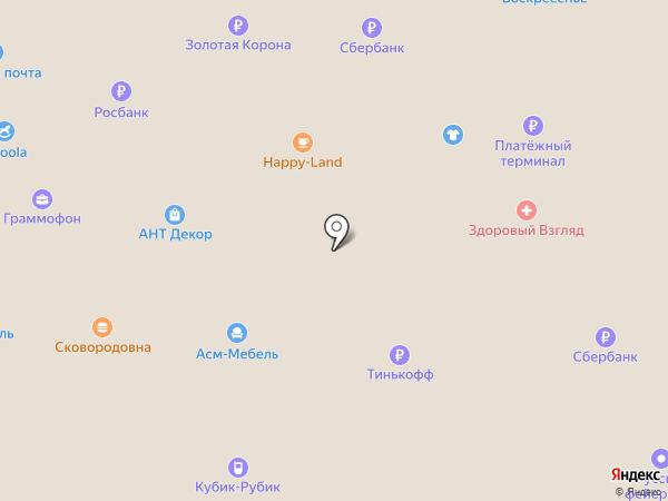 Deseo by INCITY на карте Бийска
