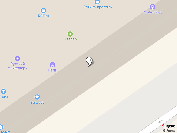 Francessco Donni на карте Бийска
