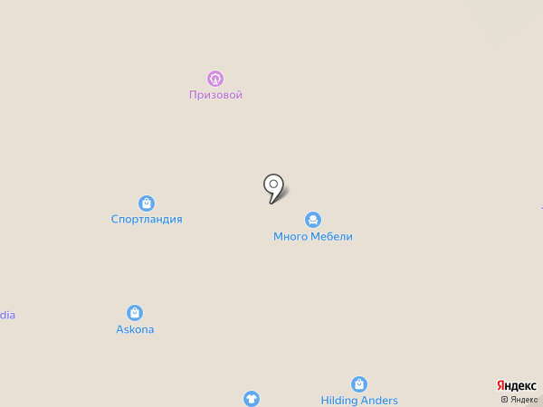 Центр коррекции зрения доктора Грузденко на карте Бийска