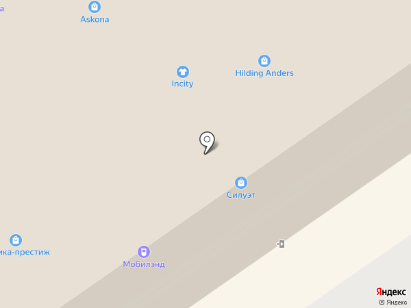 Банкомат, Росбанк, ПАО на карте Бийска