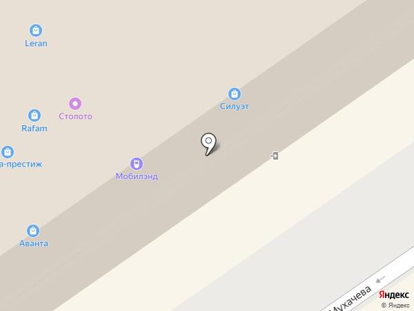 Oshade на карте Бийска