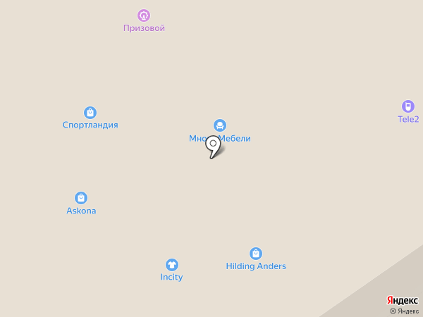 Roksi на карте Бийска
