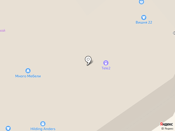 Игрушки живут здесь на карте Бийска