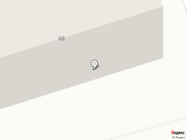 Ваниль на карте Бийска