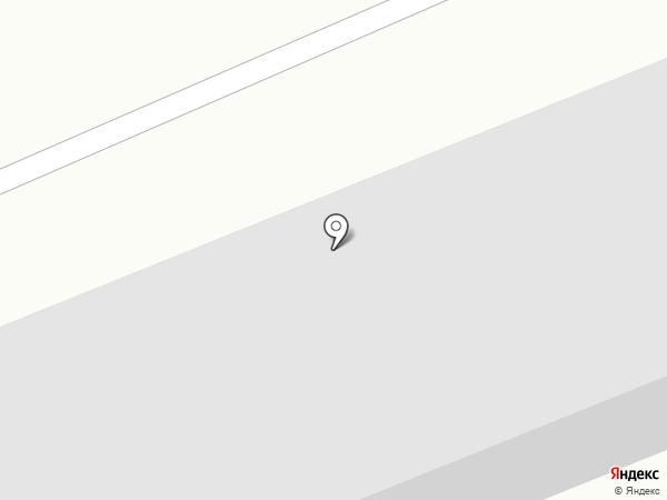Енисейская на карте Бийска