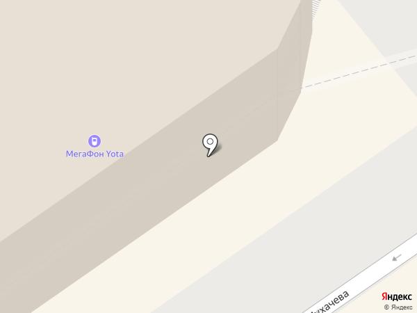 Национальный платёжный сервис на карте Бийска