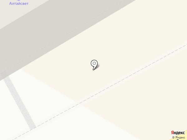 ART-букет на карте Бийска