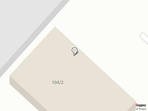АВТОМАГ на карте Бийска
