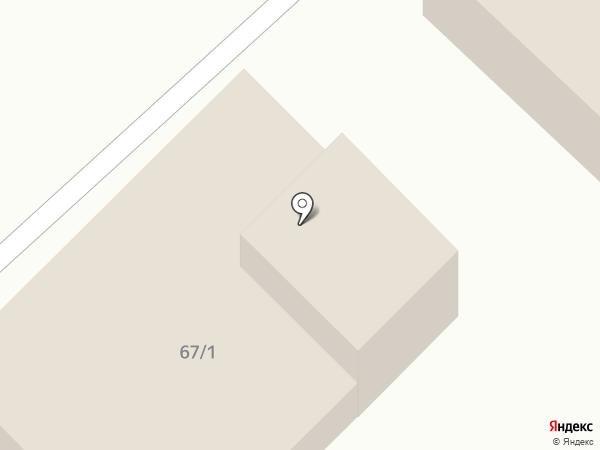 Блинный бар на карте Бийска