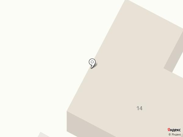 У Афанасьевича на карте Бийска