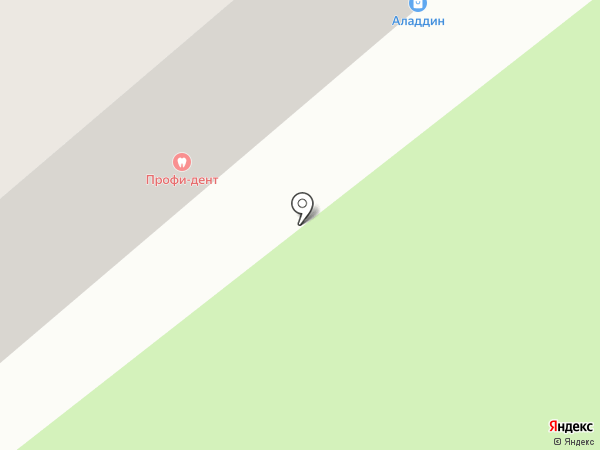 Профи-Дент на карте Бийска