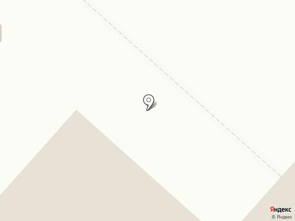 Киоск фастфудной продукции на карте Бийска