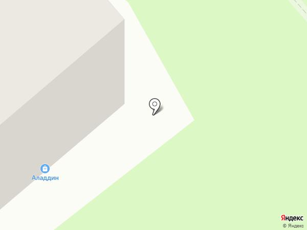 Аладдин на карте Бийска