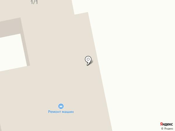 Атлант на карте Бийска
