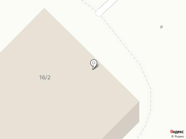 Управление муниципальным имуществом г. Бийска на карте Бийска