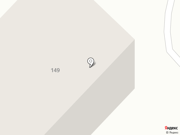 Адвокатский кабинет Кудинова Д.П. на карте Бийска