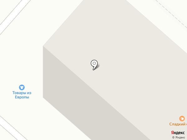 Энергокомплект 22 на карте Бийска