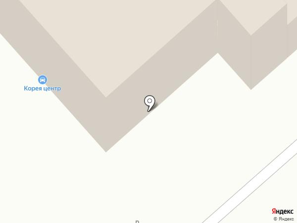 Никольское на карте Бийска