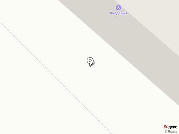 Марион на карте Бийска