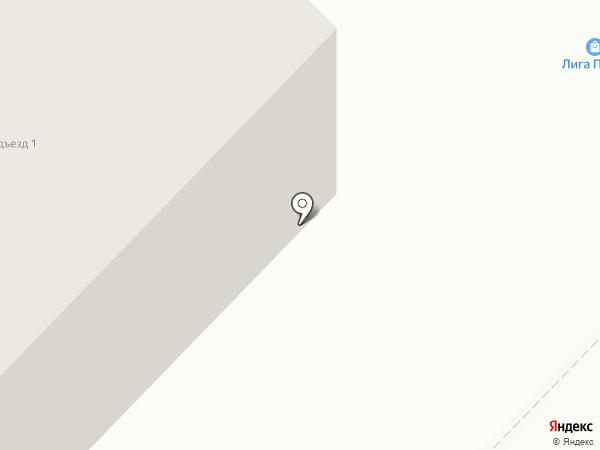 Управление капитального строительства Администрации г. Бийска на карте Бийска