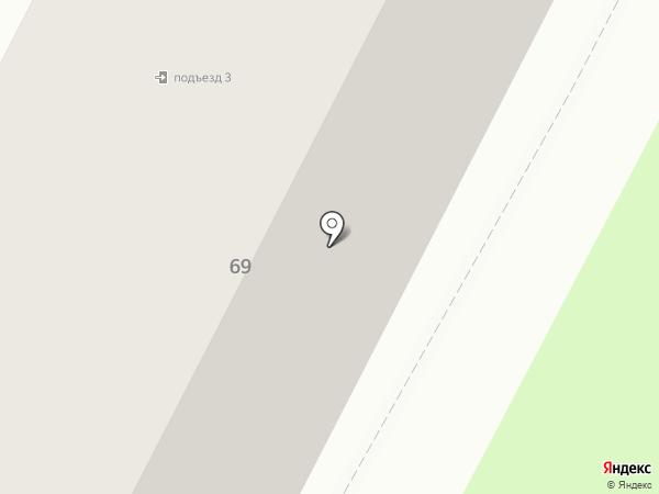 Сибирский партнер на карте Бийска