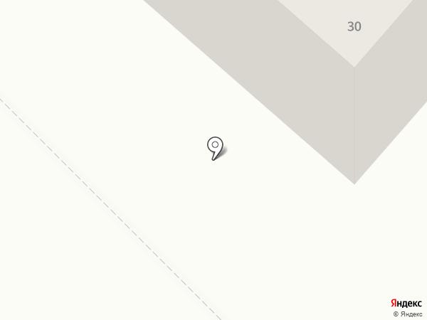 Энтазис на карте Бийска