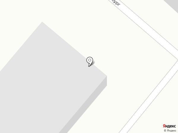 ИНТЕРИО на карте Бийска