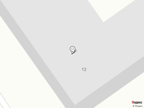 Наша лестница-Бийск на карте Бийска